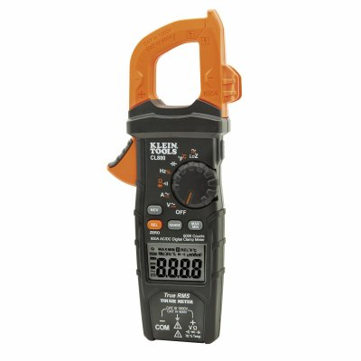 Klein Tools, Inc. Clamp Meter 600a Digital