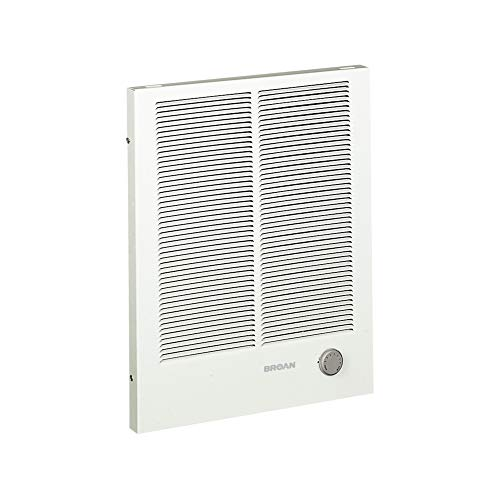 Broan-NuTone -NuTone 198 High Capacity Wall Heater, Whi...