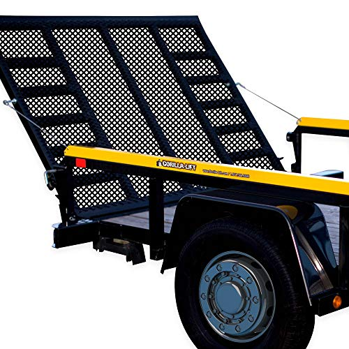 Gorilla Lift Gorilla-Lift 2-Sided Tailgate Lift Assist ...
