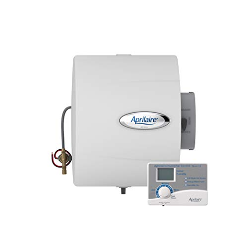 Aprilaire - 400Z 400 Whole Home Humidifier, Automatic W...