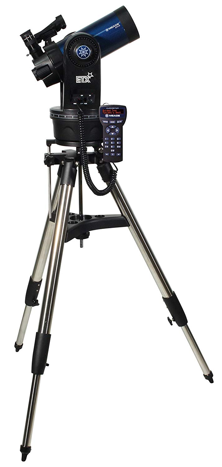 Meade Instruments ETX90 Observer Maksutov-Cassegrain Telescope with Tripod, Eyepieces, and Hand Carry...