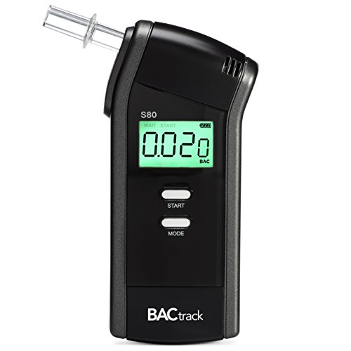 BACtrack S80 Breathalyzer | Professional-Grade Accuracy...