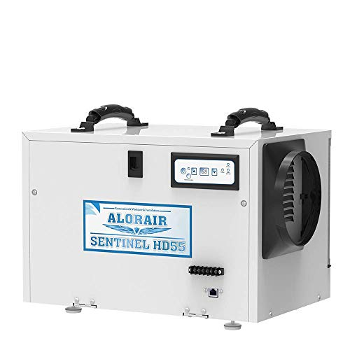 ALORAIR Basement/Crawl Space Dehumidifiers Removal 120 ...