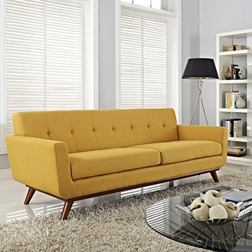 Modway Engage Upholstered Sofa by