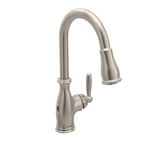 Moen Brantford Motionsense Wave Touchless One-Handle Pu...