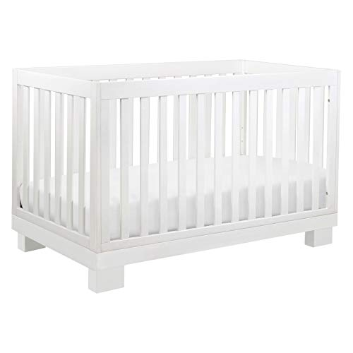 Babyletto Modo 3-in-1 Convertible Crib with Toddler Bed...