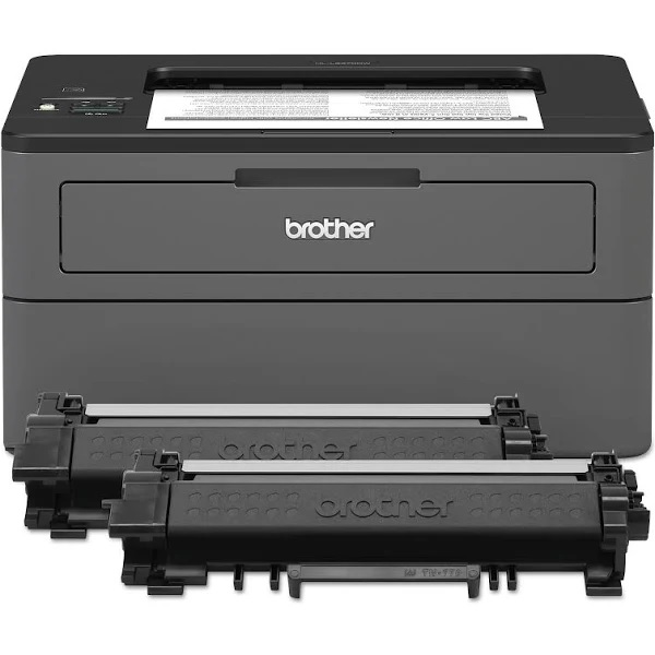 Brother Printer Brother Compact Monochrome Laser Printe...
