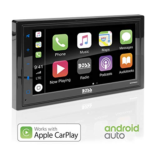 BOSS AUDIO BVCP9685A Apple Carplay Android Auto Car Mul...