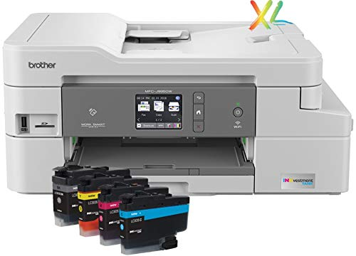 Brother INKvestmentTank Inkjet Printer, MFC-J995DW XL, ...