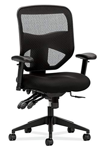 HON Prominent High Back Task Mesh Computer Chair with A...