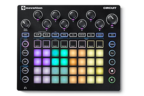 Focusrite/Novation Novation Circuit Groove Box w/ Sampl...