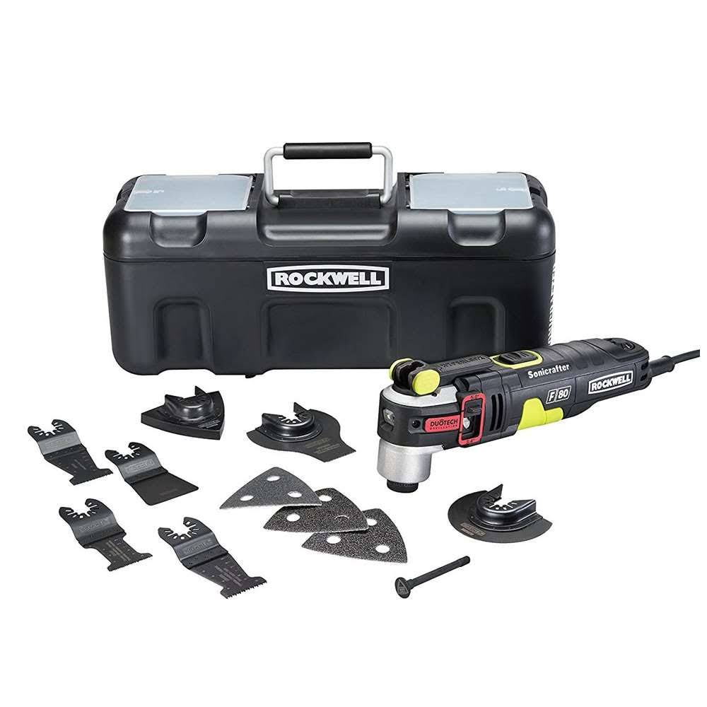 Rockwell Tools Rockwell RK5151K 4.2 Amp Sonicrafter F80...