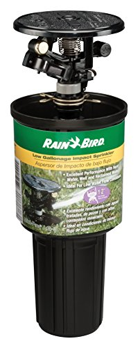 Rain Bird LG-3 Low Gallonage Pop-up Impact Sprinkler, A...