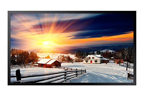 Samsung 55-Inch Screen LED-Lit Monitor Black (OH55F/US)