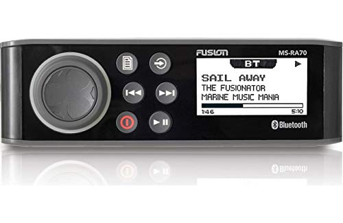 Garmin Fusion MS-RA70 Stereo with 4x50W AM/FM/Bluetooth...
