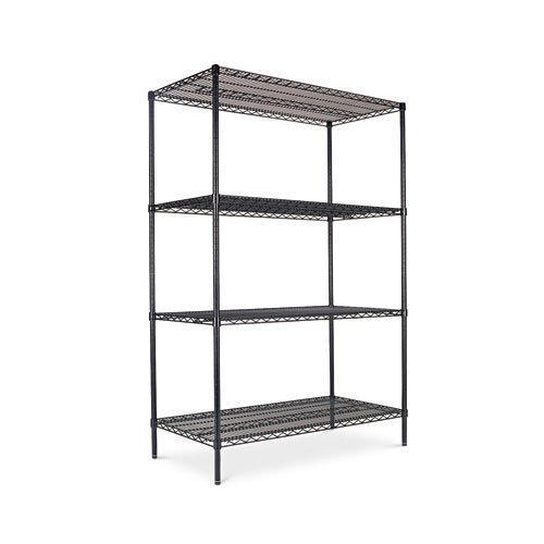 "Alera 48"" Wide Extra Deep Wire Shelving HZA136"
