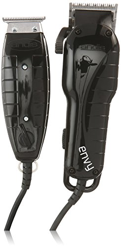 Andis Stylist Combo Envy Clipper + T-Outliner Trimmer B...