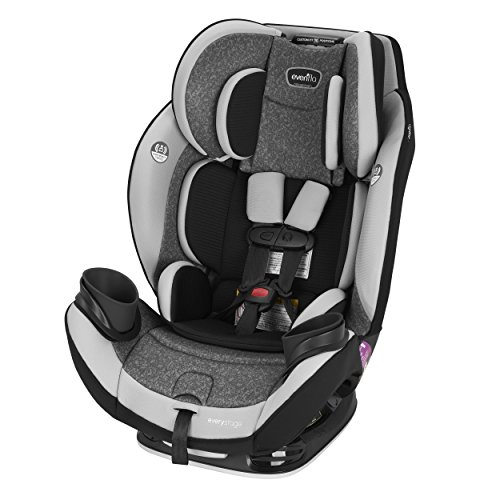 Evenflo EveryStage DLX All-in-One Car Seat, Infant Conv...