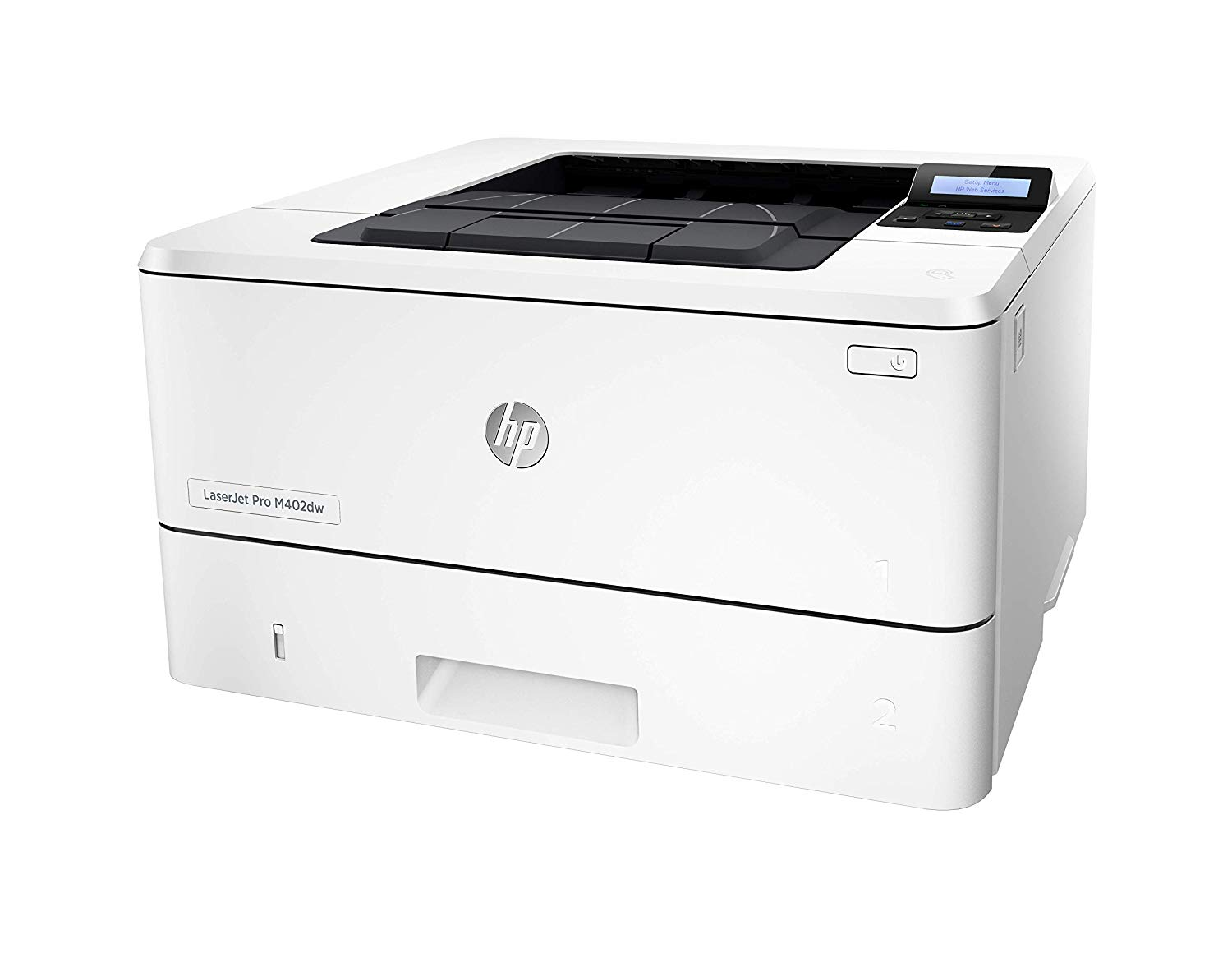 HP LaserJet Pro M402dw Wireless Monochrome Printer