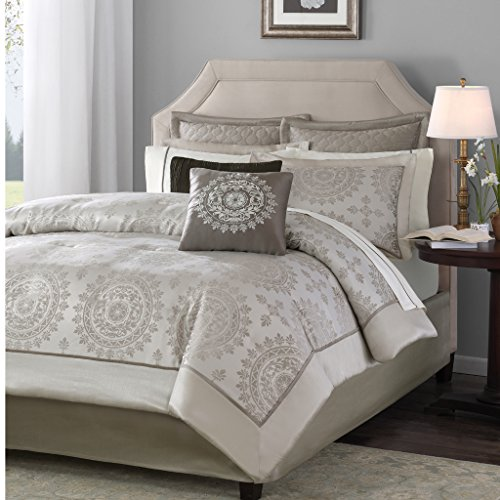 Madison Park Cozy Bed in a Bag Comforter, Traditional L...