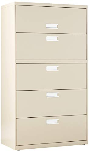 HON Brigade 600 Series Lateral File Cabinet 36