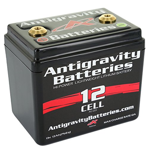 Antigravity Batteries AG-1201 Lithium-Ion Powersports B...