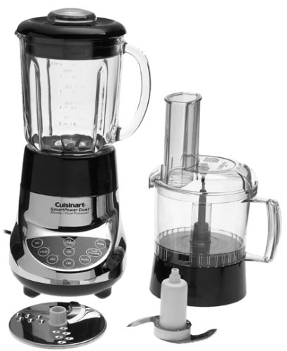 Cuisinart BFP-703CH SmartPower Duet Blender and Food Pr...