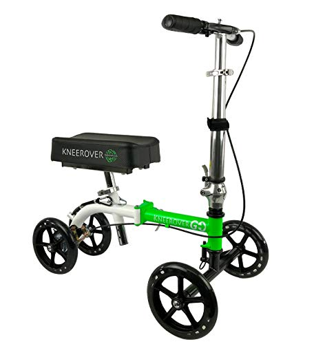 KneeRover GO Knee Scooter - The Most Compact & Portable...