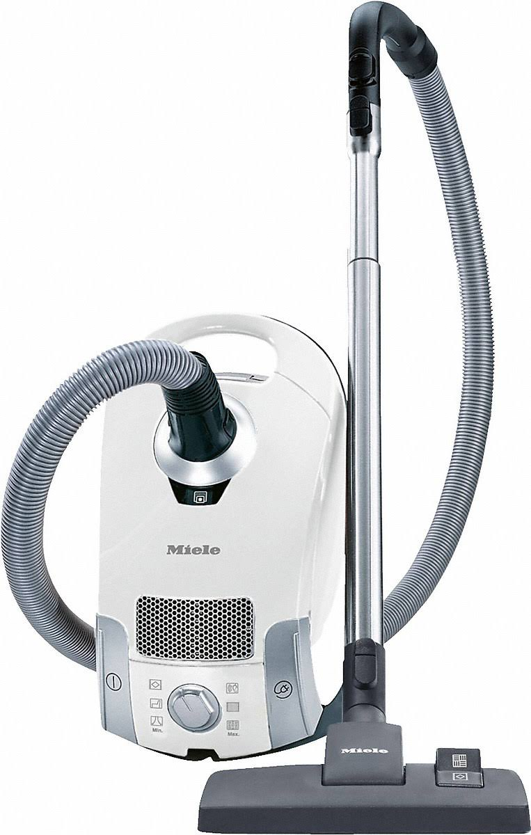 Miele Compact C1 Pure Suction Canister Vacuum,Lotus Whi...