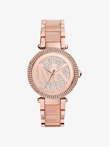 Michael Kors Watches MFG Code Michael Kors Women's Park...