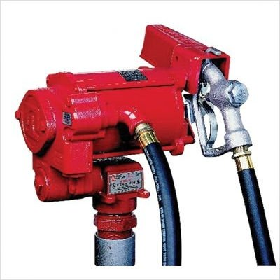 Fill-Rite Electric Fuel Pump with Meter