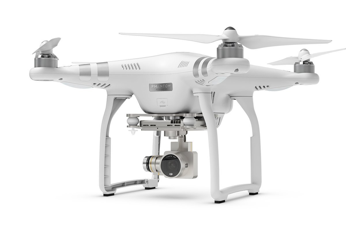 Beyond Solutions DJI Phantom 3 Advanced Quadcopter Drone with 2.7K HD Video Camera