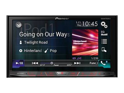 Pioneer AVH-4201NEX Double-DIN Multimedia DVD Car Stereo with 7