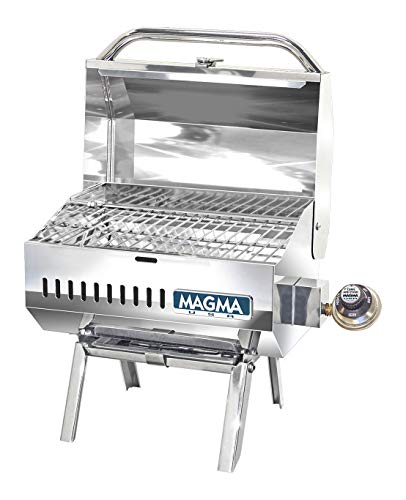 Magma Products, TrailMate Connoisseur Series Gas Grill,...