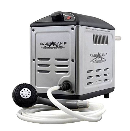 Mr. Heater BOSS-XB13 Basecamp Battery Operated Shower S...